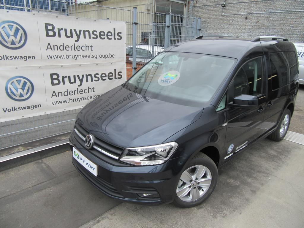 Volkswagen Caddy 2.0 TDi SCR Dark & Cool