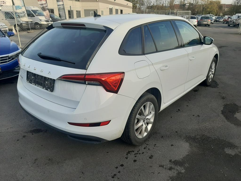 Skoda Scala 1.0 TSI Ambition