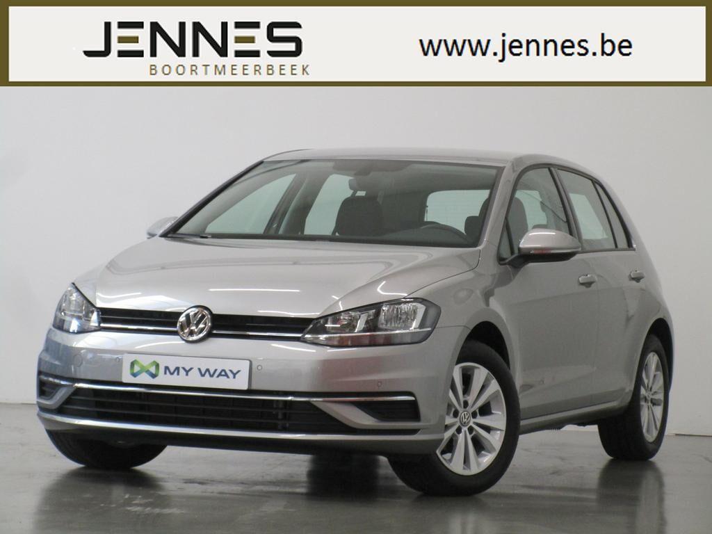 578 Used Volkswagen Golf Mark 7 2013 In Stock In Belgium