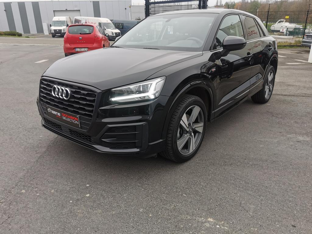 Audi Q2 30 TFSI (EU6d-TEMP)