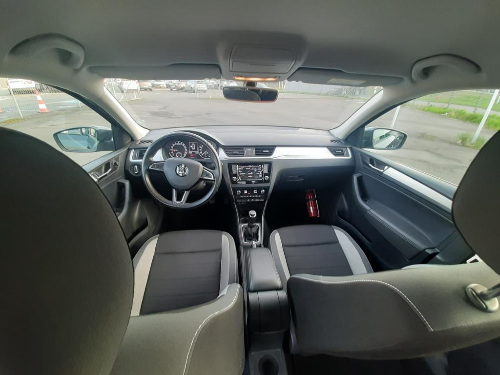 Skoda Rapid 1.4 CR TDi Ambition