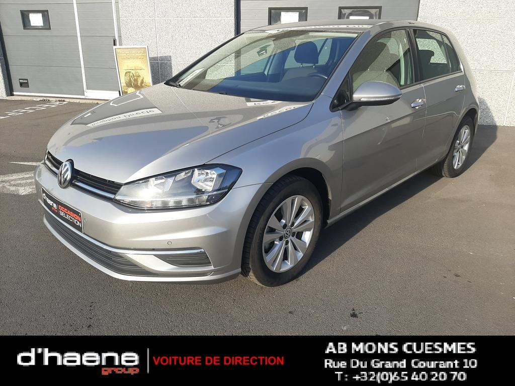 Volkswagen Golf Mark 7 (2013) 1.6 CR TDi BMT Comfortline