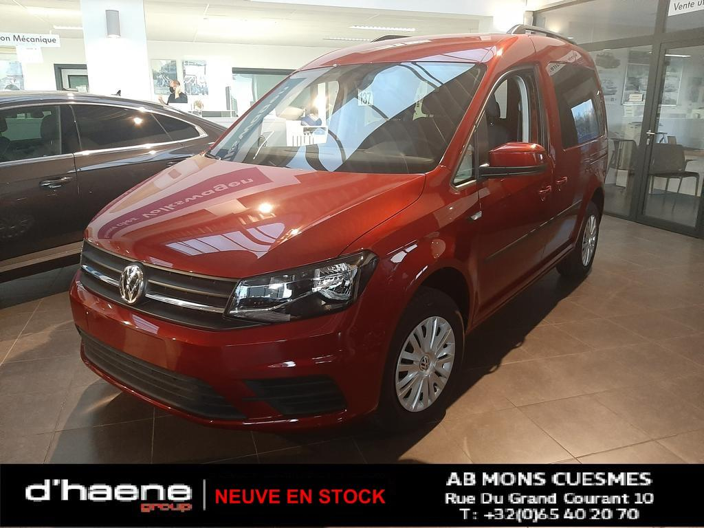 Volkswagen Caddy 2.0 TDi SCR Dark & Cool DSG