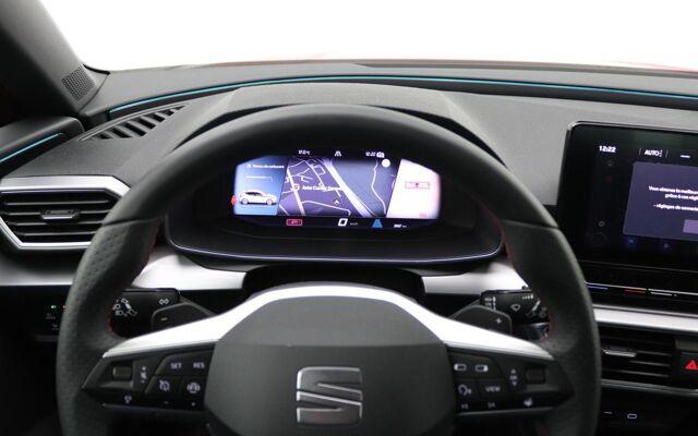 SEAT Leon 1.5 eTSI MHEV FR DSG