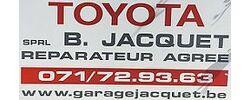 Garage Jacquet Bernard SPRL