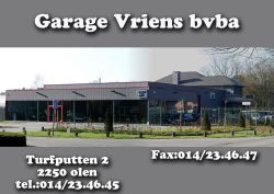 Garage Vriens BVBA