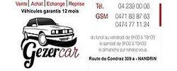 Gezer Car