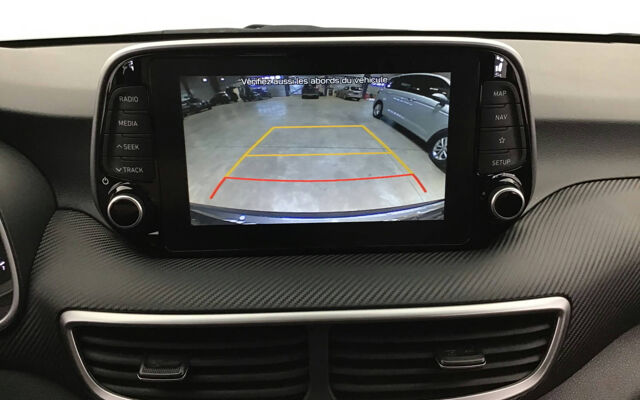 Hyundai Tucson 1.6 GDi 132 CV FEEL ○ NAVI ○ ALU 18'' ○ CAMERA