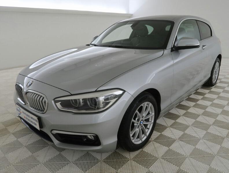 BMW 114 114 d Luxury