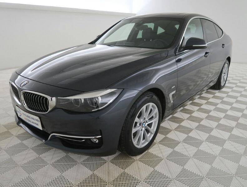 BMW 318 GT 318 dA LUXURY/CUIR/NAVI PRO/FULL LED/TO