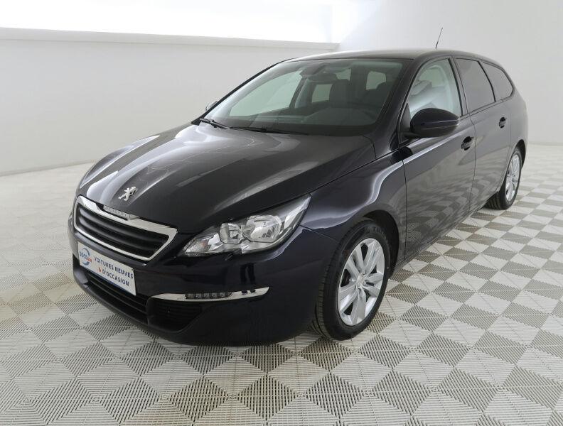 Peugeot 308 1.6 BlueHDi Active STT Cuir / Navi