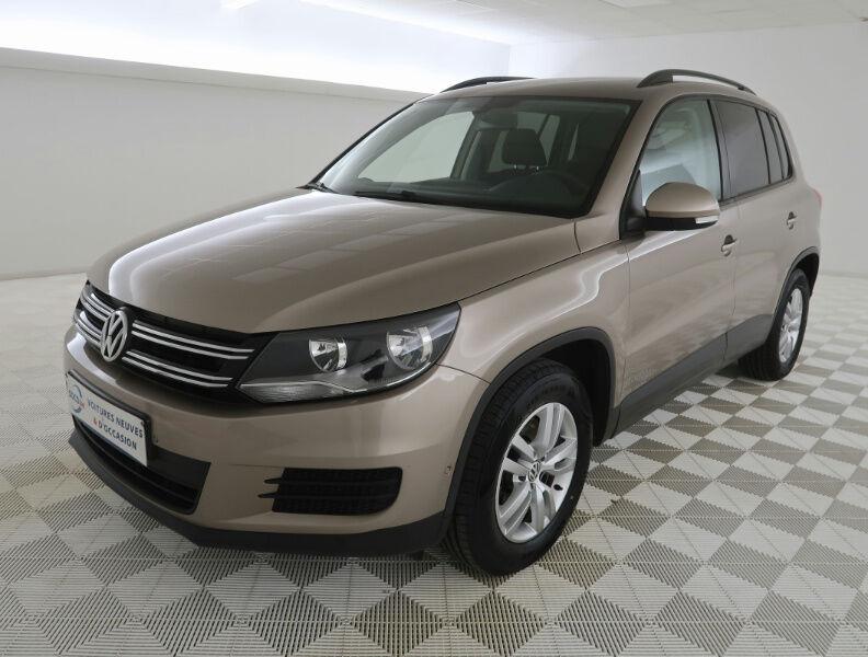 Volkswagen Tiguan 1.4 TSI Trend & Fun Pack Navi/Toit Pano