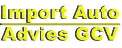 Import Auto Advies GCV