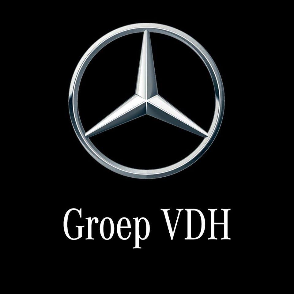 logo Mercedes Groep VDH