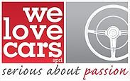 logo We love cars