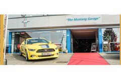 The Mustang Garage