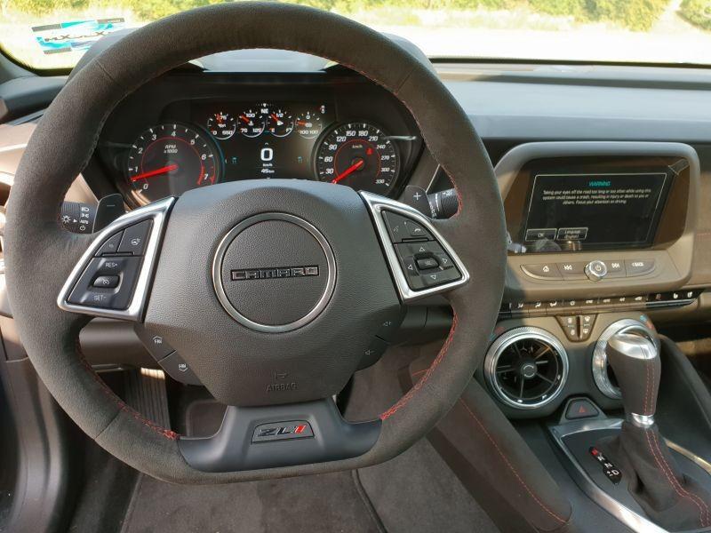 Chevrolet Camaro 6.2 V8 ZL1 Auto.