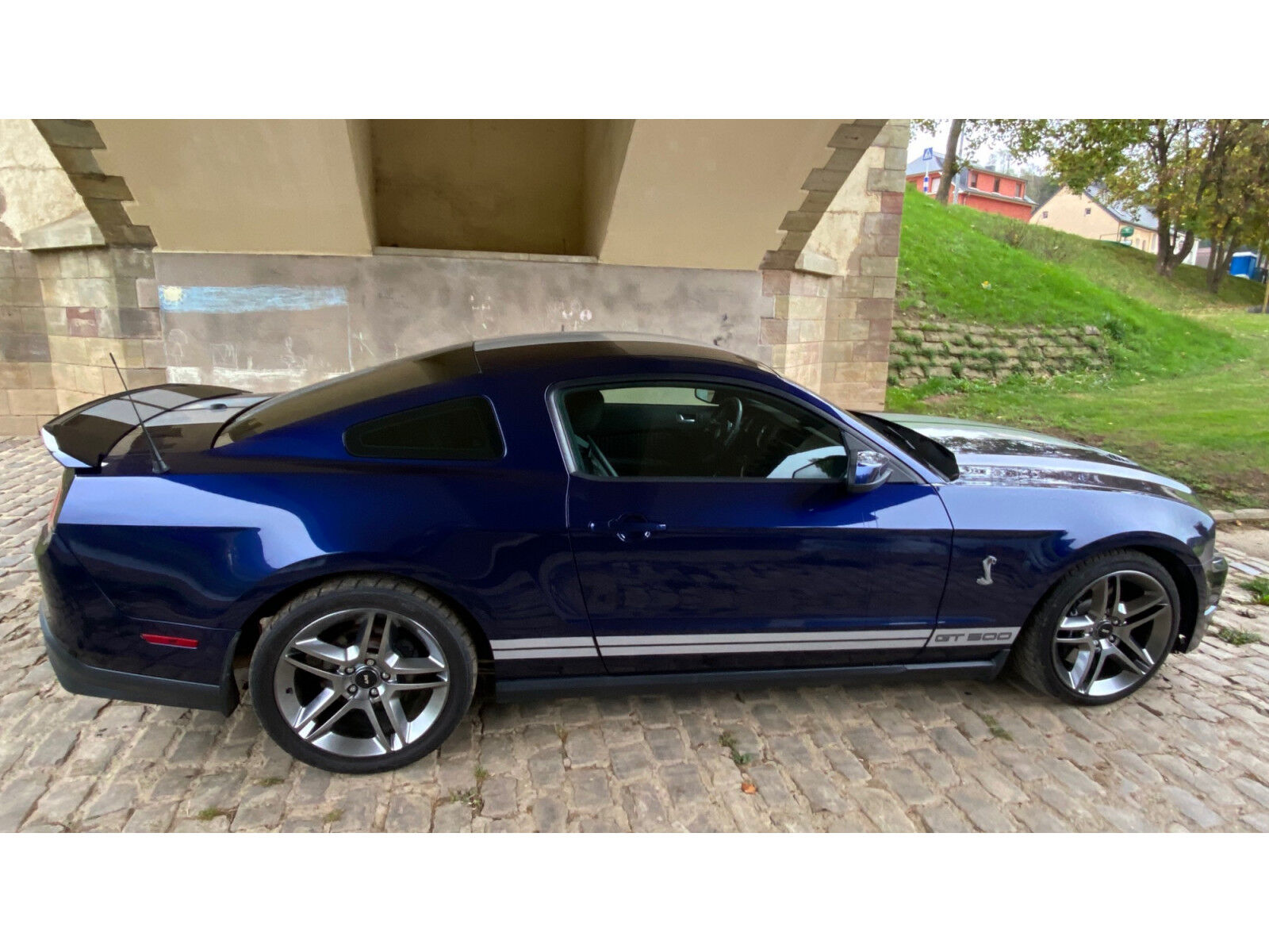 Ford Mustang GT 500 SVT 550ps