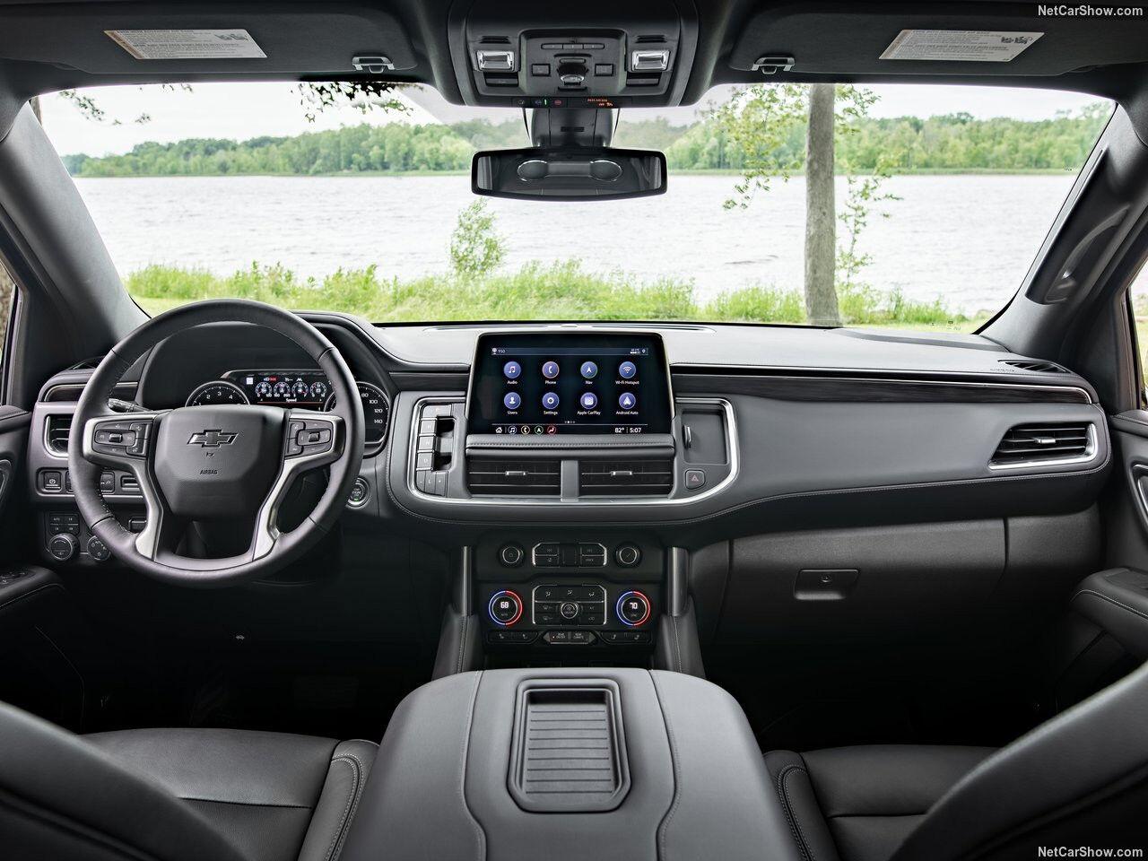 Chevrolet Suburban 5.3 V8 LTZ 4WD Auto.
