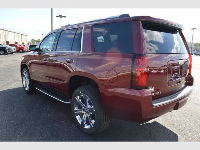 Chevrolet Tahoe 5.3 V8 Premium Auto.