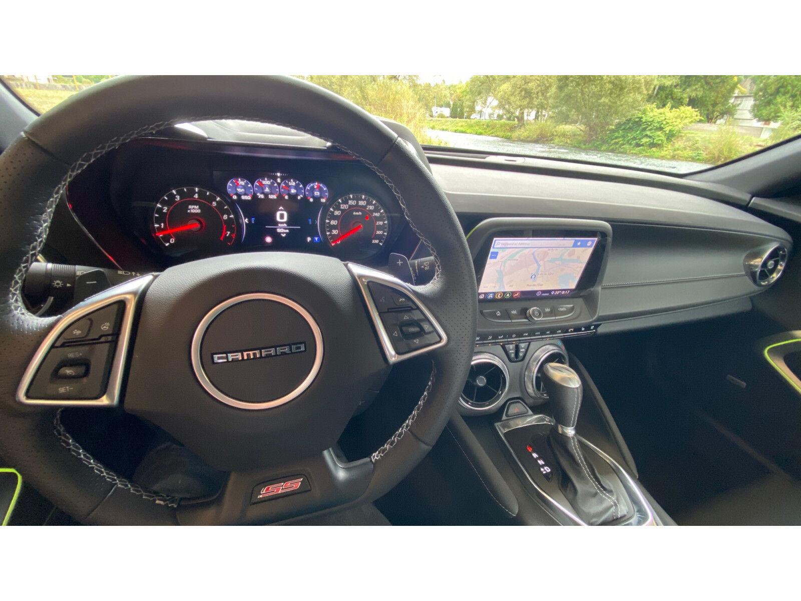 Chevrolet Camaro SS BOITE AUTO 10 VITESSES
