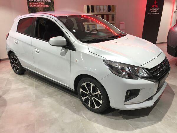 Mitsubishi Space Star Diamond Edition CVT