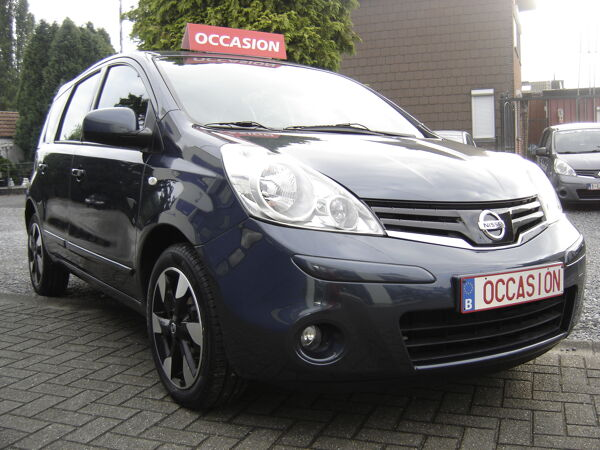 Nissan Note ACENTA+CONNECT+SAFTY PACK 1.4