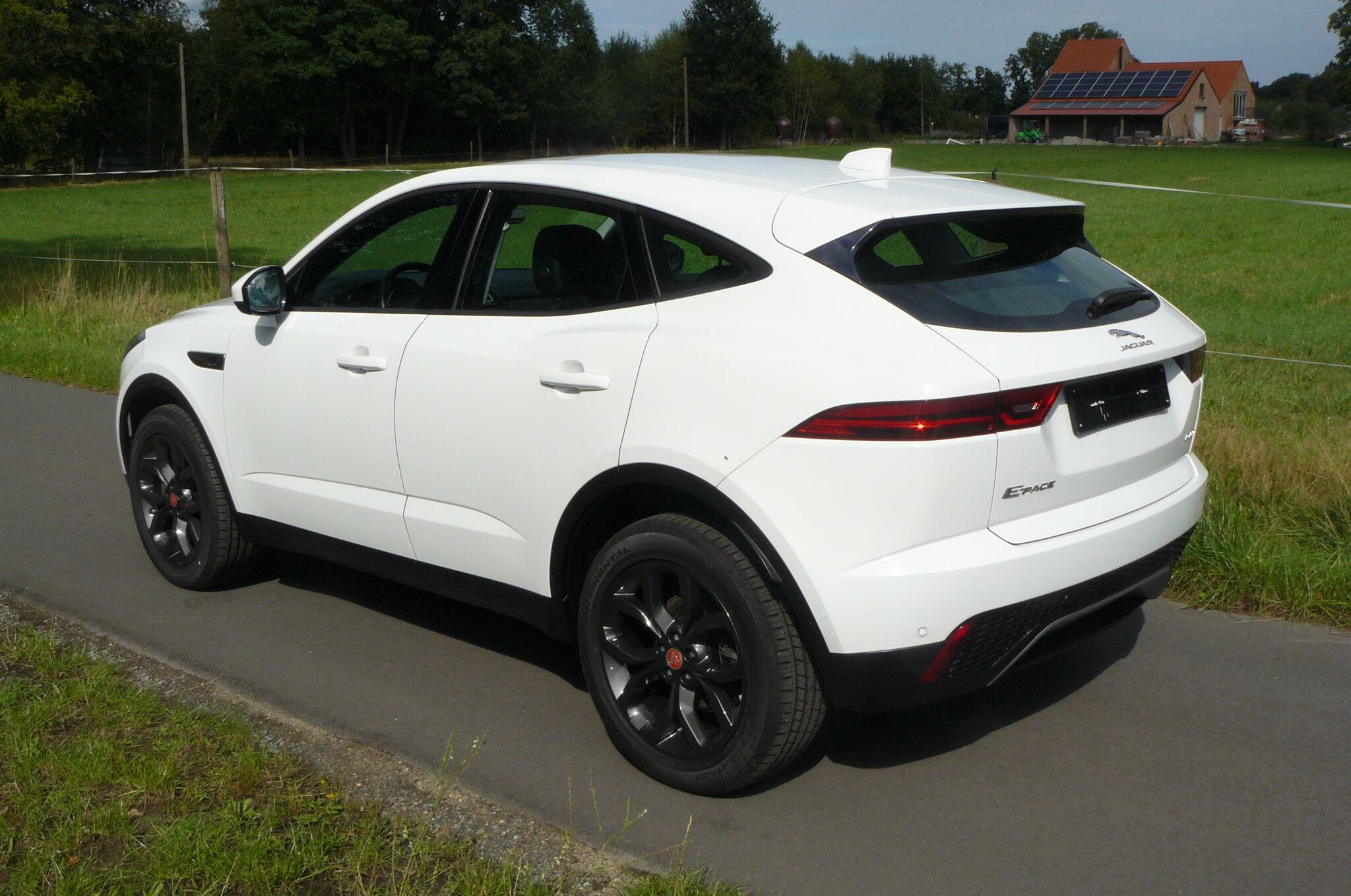Jaguar E-PACE 2.0d S D150 Navi Leder Camera aut. parkeren el. zetels