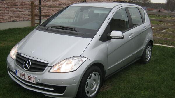 Mercedes A klasse A150 AUTOMAAT (verkocht)