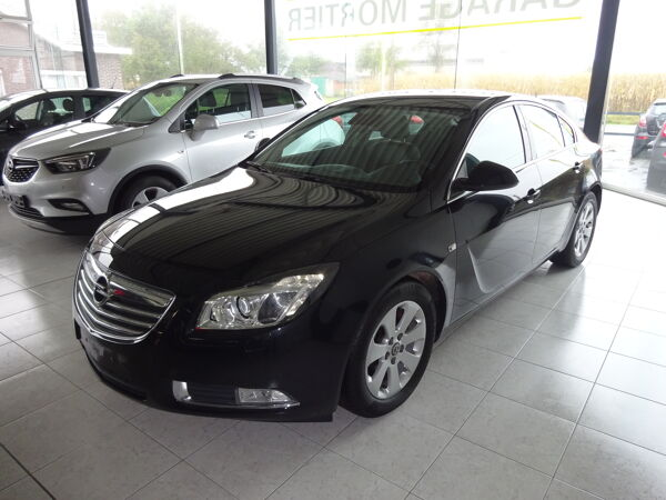 Opel Insignia 2.0cdti 130 pk Cosmo Navi Leder