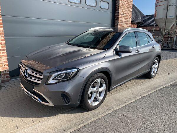 Mercedes GLA 180 Benzine URBAN  verkocht