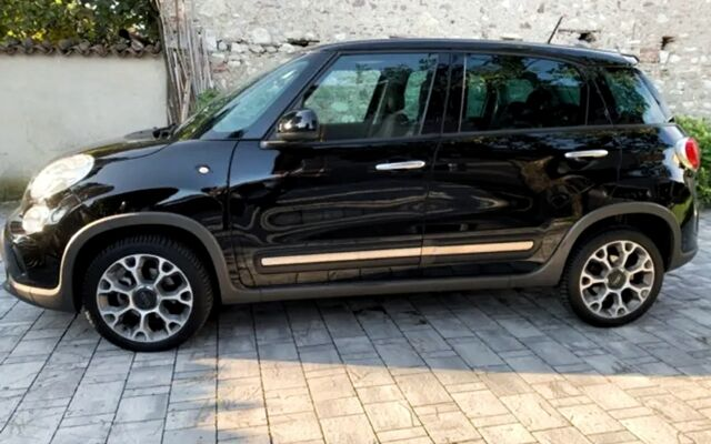 Fiat 500L Trekking Nav. Full optional
