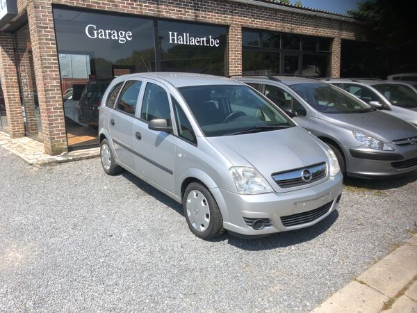 Opel Meriva 2jaar Garantie