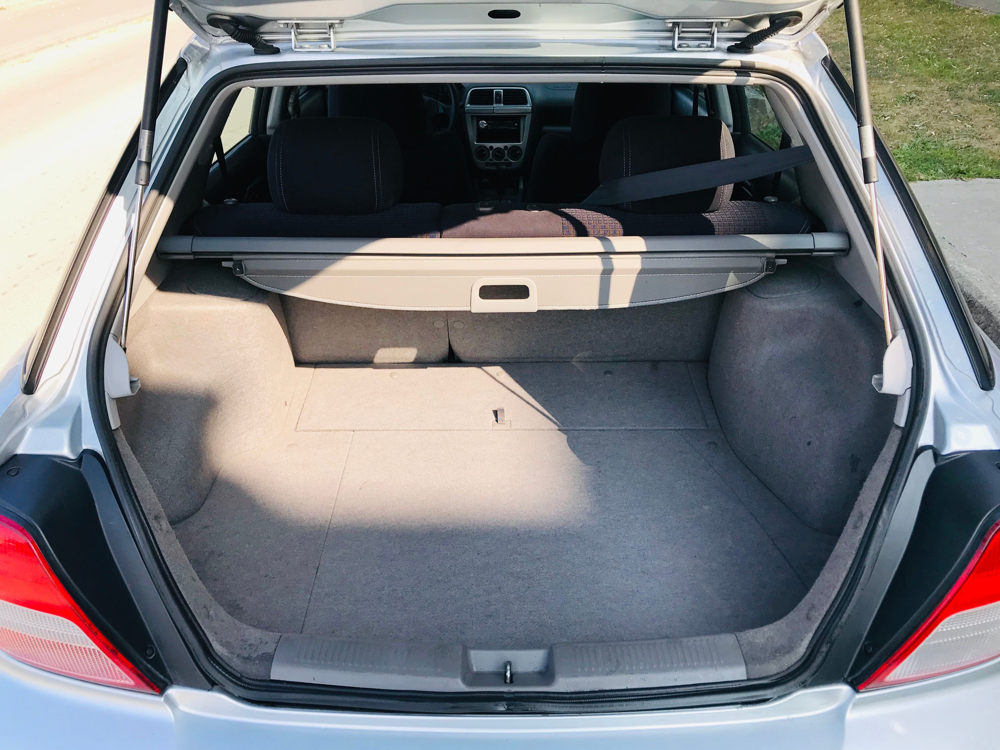 Subaru Impreza Subaru Impreza 4x4 4WD 56000KM boite auto 1,6essence
