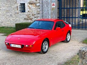 Porsche 944 Targa