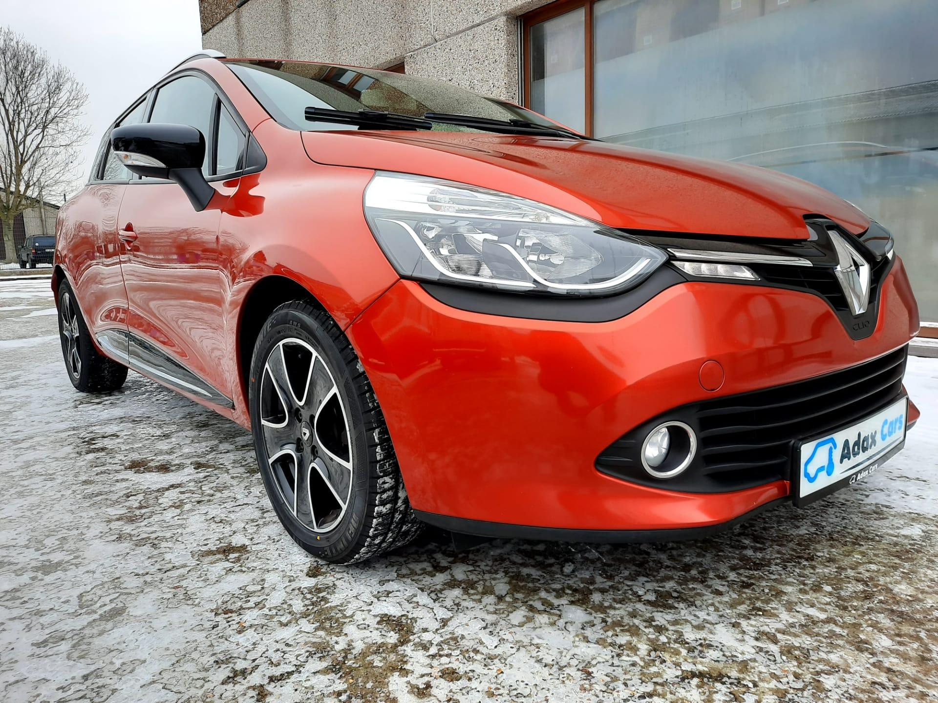 Renault CLIO GRANDTOUR IV DIESEL 1.5 Dci