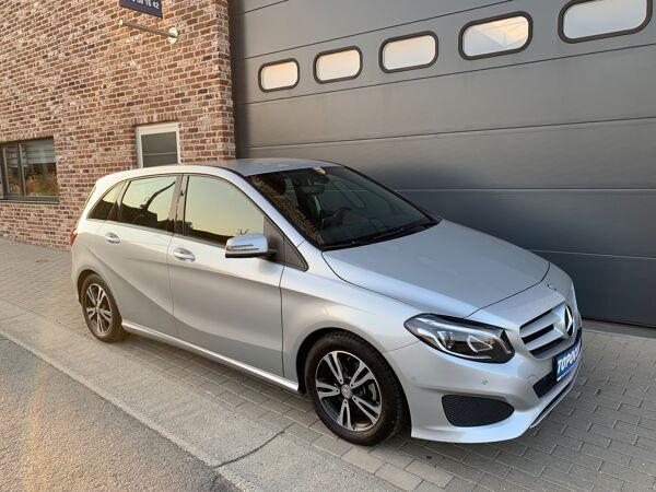 Mercedes B180 CDI Benzine  Leder GPS  PTS (verkocht)