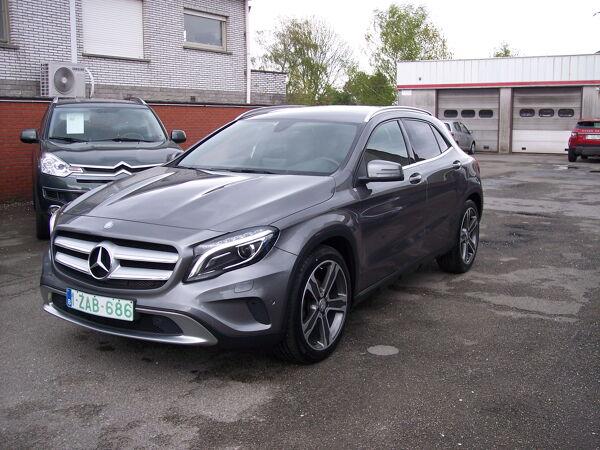 Mercedes GLA 200 d SPORT LINE