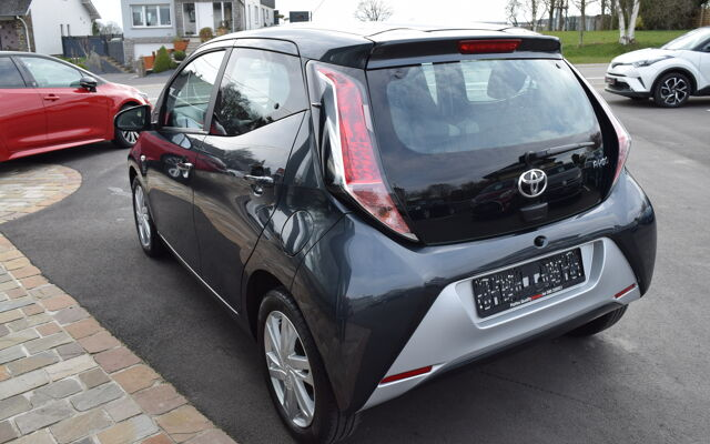 Toyota Aygo x play+touch