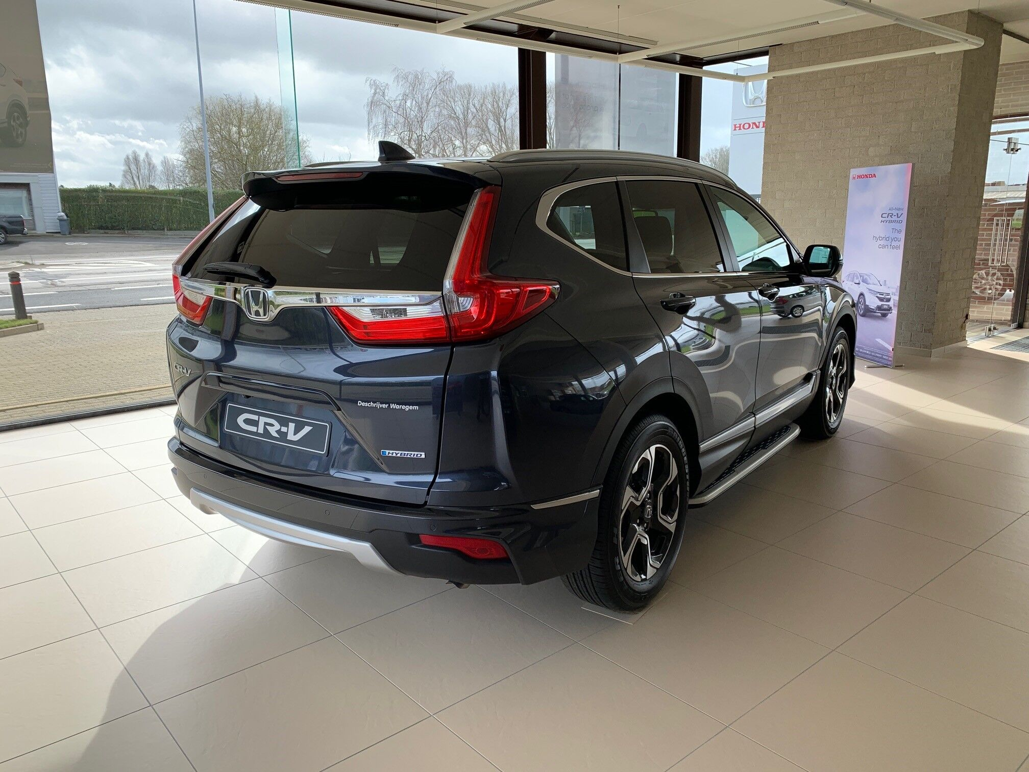 Honda CR-V 2.0i Hybrid Lifestyle 2WD Aeropack