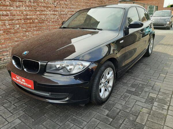 BMW 118i 2.0i Hatchback*AIRCO*OPEN DAK*VERWARMDE ZETELS*