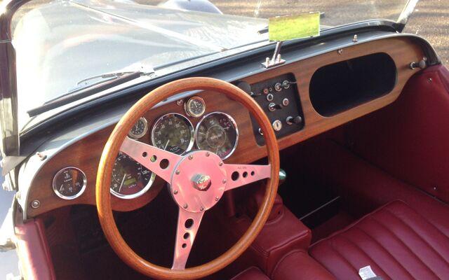 Morgan 4/4 SERIE V 1965