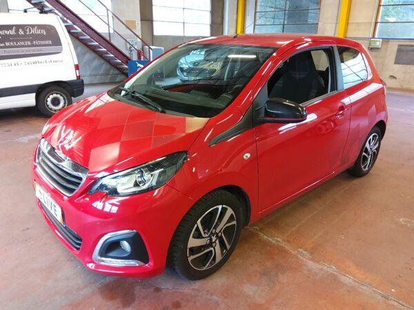Peugeot 108 1200 vti allure