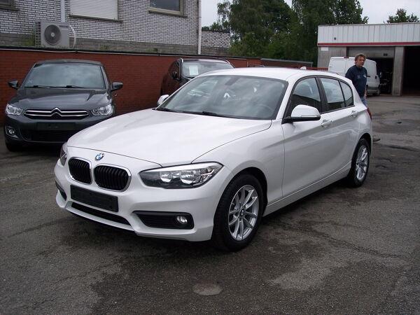 BMW 116i 5 DEURS BENZINE