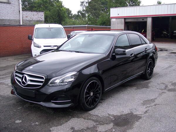 Mercedes E 200 d BERLINE AVANTGARDE AUTOMAAT