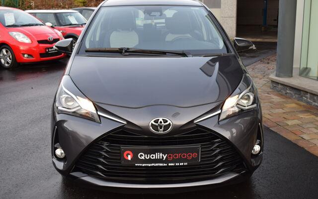 Toyota Yaris DESIGN PACK