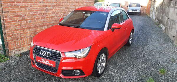 Audi A1 DIESEL 1.6 TDi*Euro 5*Auto airco**alu velgen**Cruise**Navigatie**Topper!!!