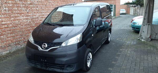 Nissan NV200 1.5 Dci*Airco*2 schuifdeuren*Parroth*1'ste eigenaar*BTW wagen!!