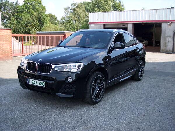 BMW X4 DIESEL X4 2.0 DA X DRIVE AUTOMAAT M-PACK
