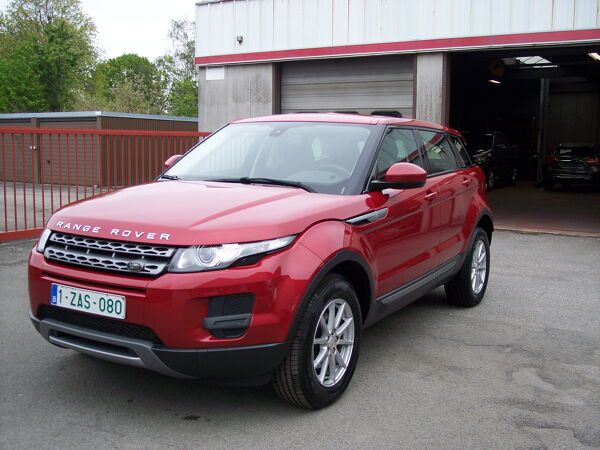 Land Rover Range Rover Evoque 2.2 TD4 4WD Pure Lounge Edition